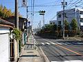 Wakare Michi, Takane Okehazama Arimatsu-cho Midori Ward Nagoya 2009.JPG