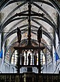Walcourt Basilique St. Materne Innen Lettner 4.jpg
