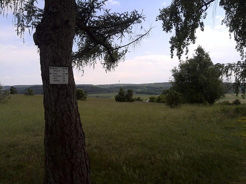 File:Wanderwege - panoramio (1).jpg