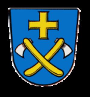 Adelsried - Image: Wappen Adelsried