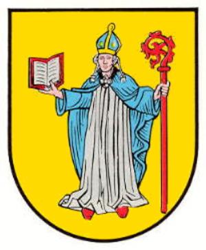 Ottersheim - Image: Wappen Ottersheim