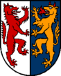 Coat of arms of Wolfern