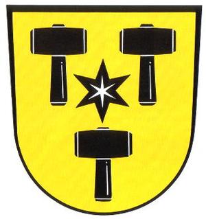 Babenhausen, Bavaria - Image: Wappen von Babenhausen