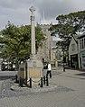 War memorial, Poulton-le-Fylde - geograph.org.uk - 927024.jpg