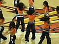 Warrior Girls at Suns at Warriors 2009-03-15 5.JPG