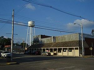 Washburn, Illinois - Jefferson Street, Washburn