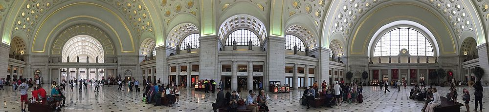Washington Union Station - Wikipedia