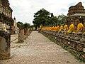 Wat Yai Chai Mongkhon Ayutthaya Thailand 03.jpg