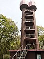 Watch tower at Bhawal National Park.jpg
