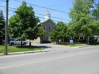 Waterdown, Ontario Dissolved municipality in Ontario, Canada