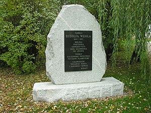 Rudolf Weigl - Weigl Monument in Wrocław, Poland