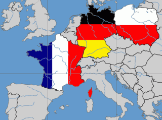 Weimar Triangle Intergovernmental organization of Poland, Germany, and France
