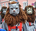 Weingarten Narrensprung 2011 Blaustein Katzen 2.jpg
