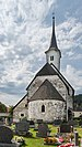 Weitensfeld Zweinitz Pfarrkirche hl. Egydius O-Ansicht 13092021 1438.jpg