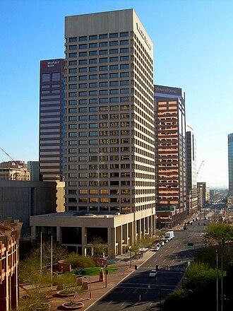 Wells Fargo Plaza (Phoenix) - Wells Fargo Plaza