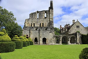 Wenlock Priory - Image: Wenlock priory