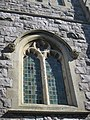 West-facing lower windows, St Peter's Church, Ilfracombe.jpg