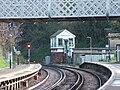 West St Leonards Station (View Towards Bopeep Junction).jpg