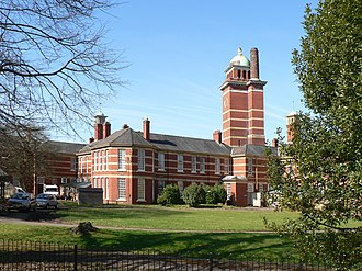 Whitchurch, Cardiff - Whitchurch Hospital