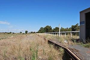 Whitton, New South Wales -  Whitton Railway Station