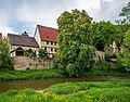 Widdern - Gemmingensches Schloss - Ansicht vom Jagstufer.jpg