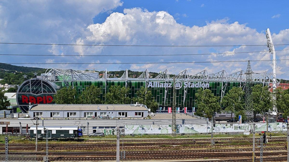 List Of Football Stadiums In Austria Wikipedia