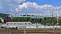Wien-Hütteldorf - Allianz-Stadion - 4 - Ansicht aus dem Parkhaus U4-Hütteldorf.jpg