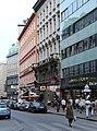 Wien-Innenstadt, die Rotenturmstraße.JPG