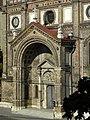 Wien-Josefstadt - Breitenfelder Pfarrkirche - Portal.jpg