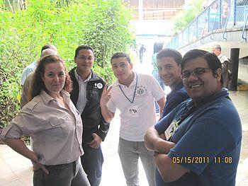 Wikiencuentros en Venezuela 2011-07