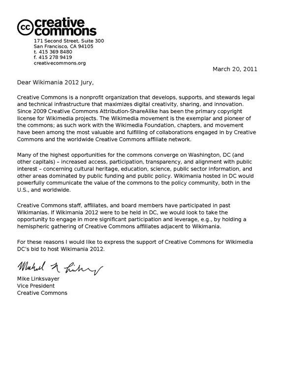 FileWikimania DC Letter Of Support CCpdf