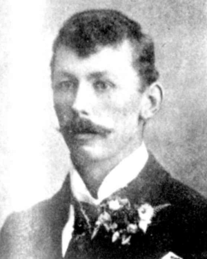 Will Stuckey - Stuckey in 1899