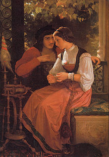 William-Adolphe Bouguereau (1825-1905) - The Proposal (1872) 2.jpg