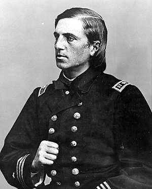 Lieutenant Commander William B. Cushing, USN