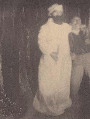 "William Eglinton - Eglinton with ""Abdullah"""