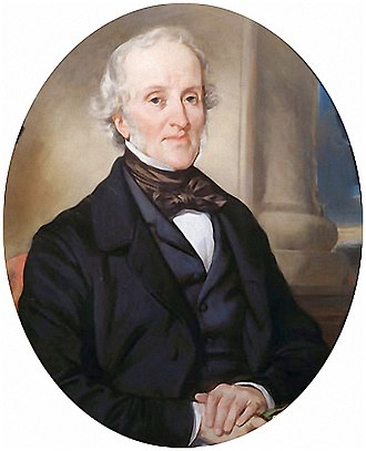 William Gibbs (businessman) - Image: William Gibbs Portrait