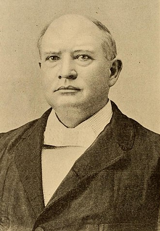 Texas's 1st congressional district - Image: William S. Herndon (Texas Congressman)