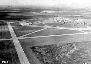 Williams Air Force Base - Williams Army Airfield Arizona 1941