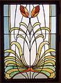 Window with flower motives from the Villa Alpár.jpg