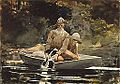 Winslow Homer - After the hunt (1892).jpg