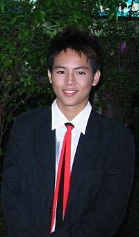 Witwisit Hirunwongkul at Star Entertainment Awards 2007.jpg