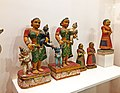 Wooden toys of women at Odisha Crafts Museum, Bhubaneswar, Odisha, India.jpg