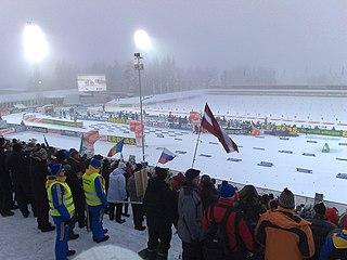 2008–09 Biathlon World Cup