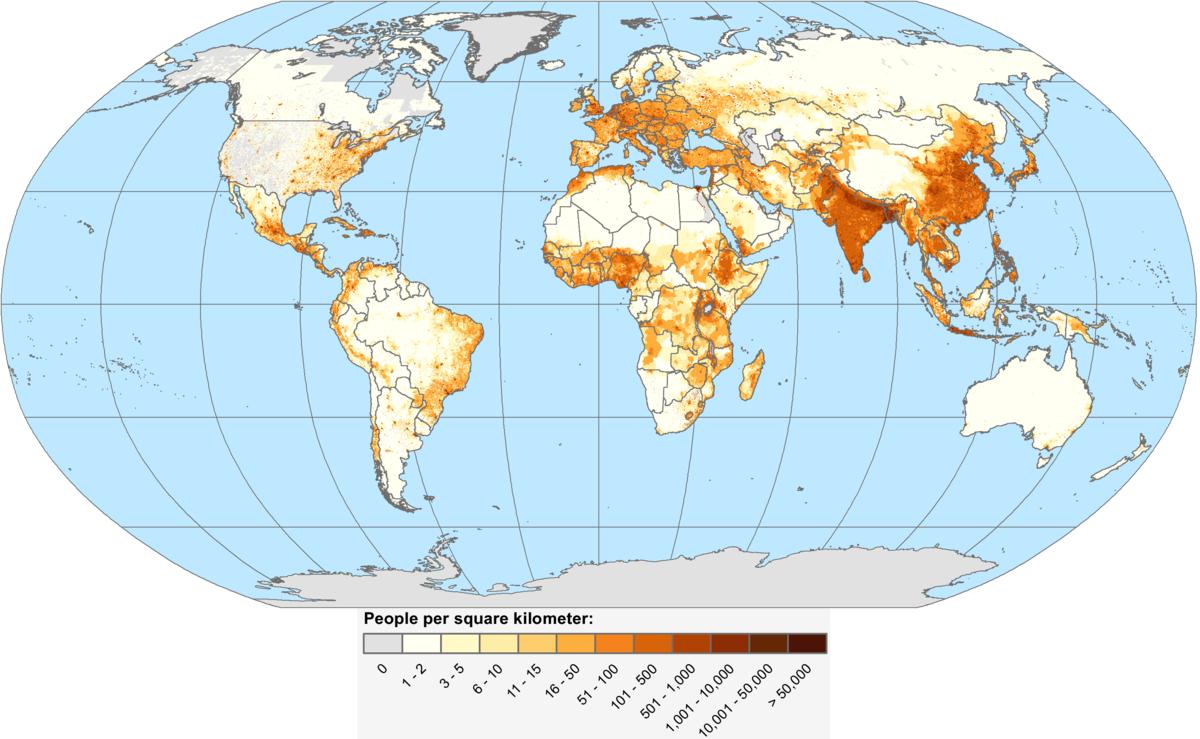 Carte Des Grand Foyer De Peuplement : Foyer de peuplement — wikipédia