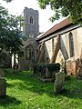 Wrentham (Suffolk) St Nicholas Church - geograph.org.uk - 68615.jpg