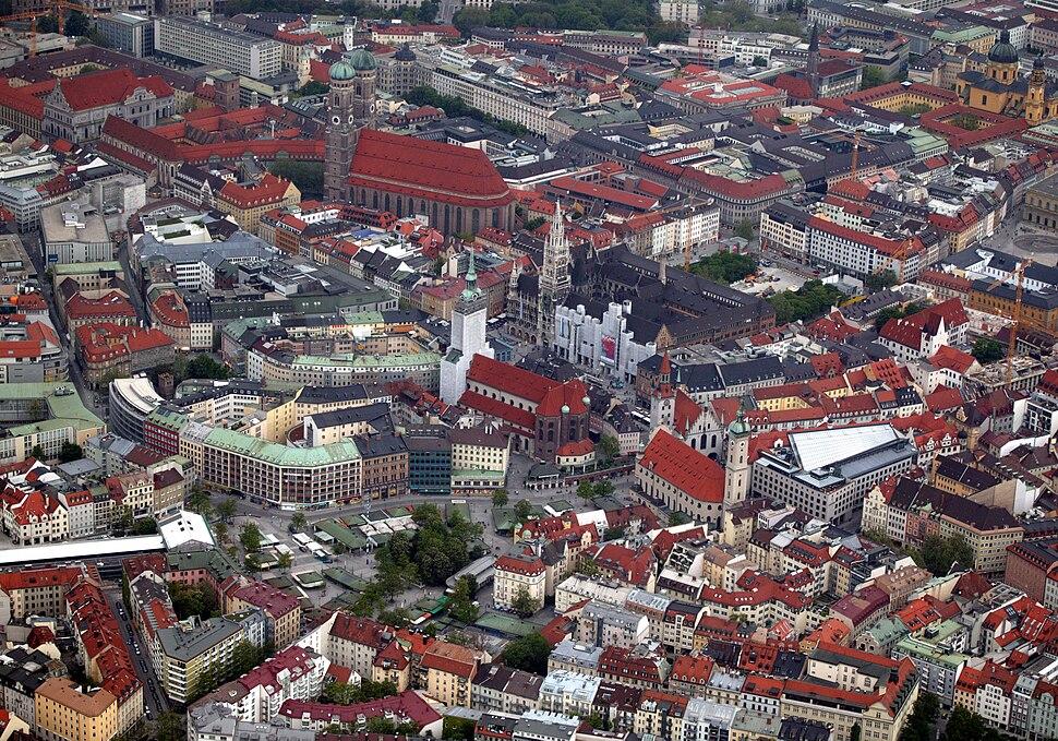 Www.gerhard-blank.de münchen ansicht von oben