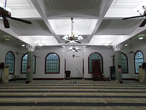 Xiaotaoyuan Mosque - Xiaotaoyuan Mosque prayer hall