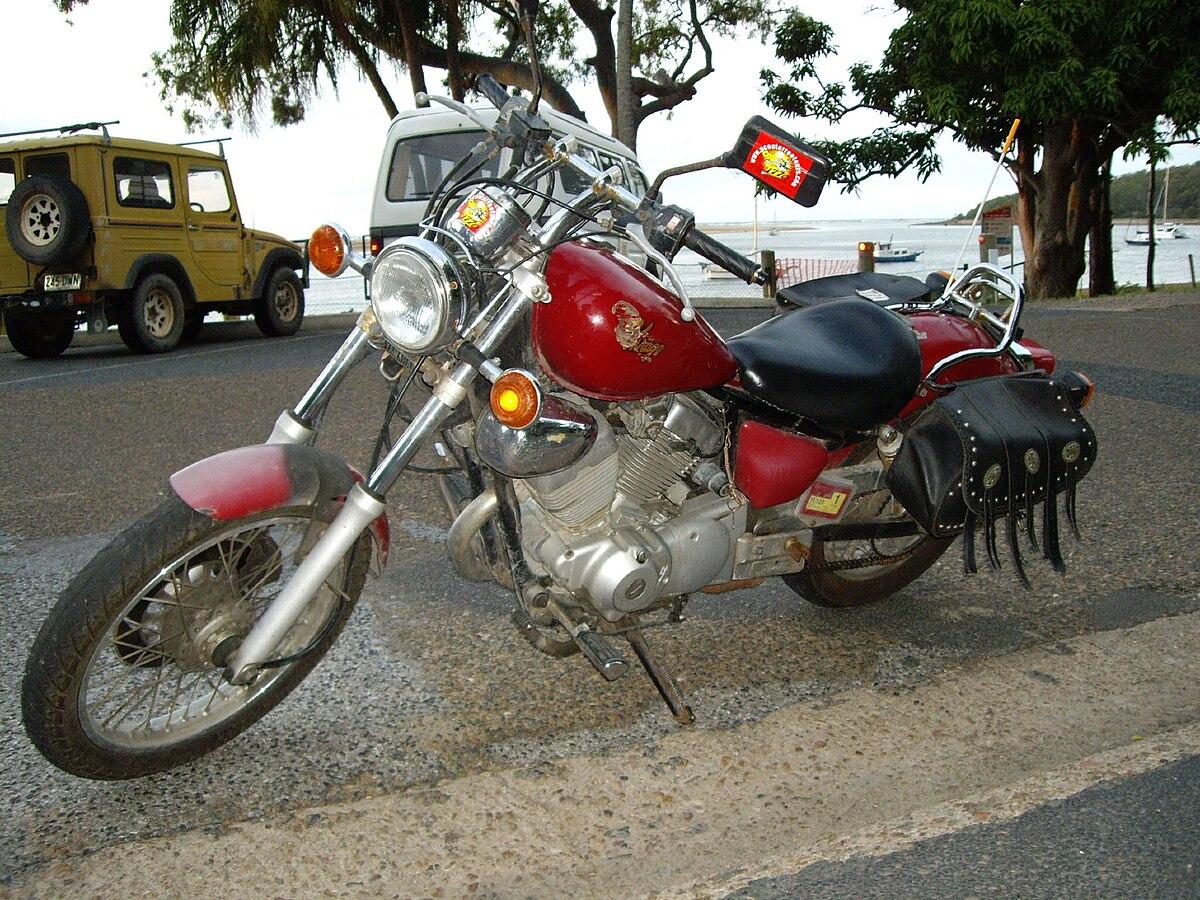 Yamaha virago wikip dia a enciclop dia livre for Yamaha virago 250