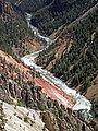 Yellowstone River (Grand Canyon of the Yellowstone, Wyoming, USA) 34 (46773371395).jpg