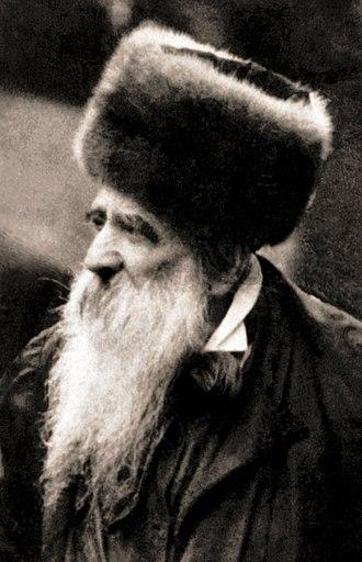 Yissachar Dov Rokeach (third Belzer rebbe) - Rabbi Yissachar Dov Rokeach of Belz